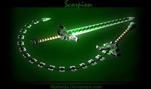 dwg scorpion blades whip